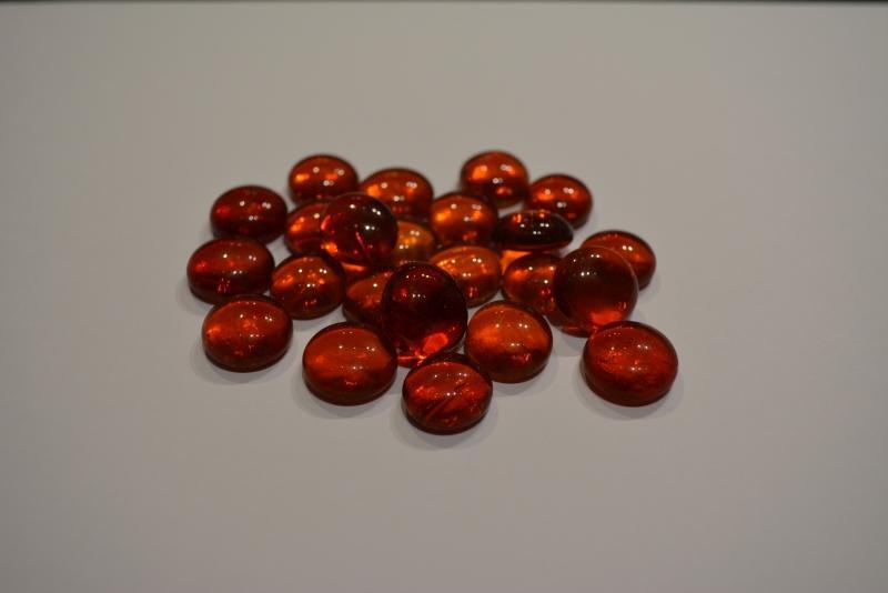 """Klaashelmes """"oranž"""" 15mm"""