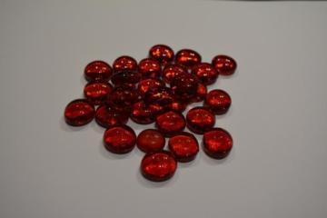 "Klaashelmes ""punane"" 15mm"