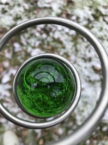 """Maagiline spiraal """"roheline"""" 70mm"""