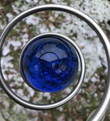 """Maagiline spiraal """"sinine"""" 70mm"""